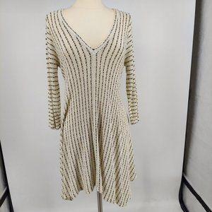 Jessica Simpson Maternity Long Sleeve Dress XL